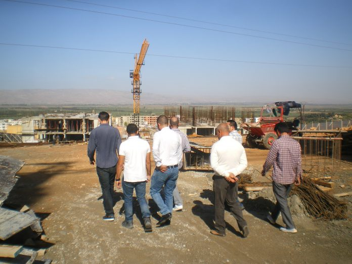Site Visit on Chinese EPC Project in Algeria