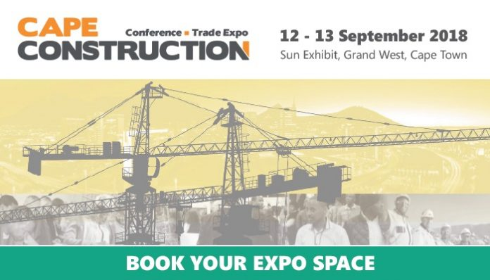 Cape Construction Expo 2018