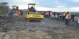 South Africa begins Holgaten trunk road improvement project