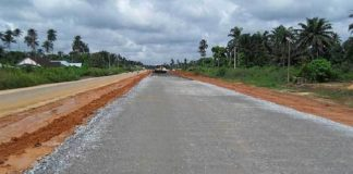 Nigeria approves reconstruction of East-West road