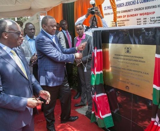Kenya launches roads reconstruction in Nairobi's Eastlands