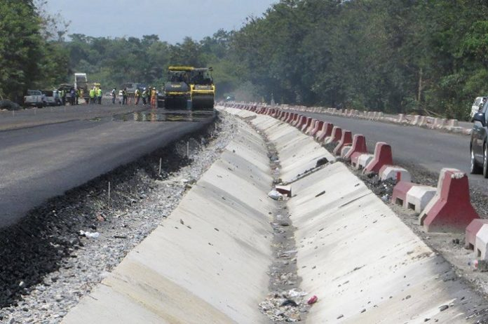 Rehabilitation work Lagos-Ibadan Expressway in good progress