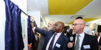 Saint-Gobain opens its experience center in Nairobi