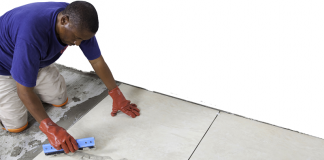tiling your house