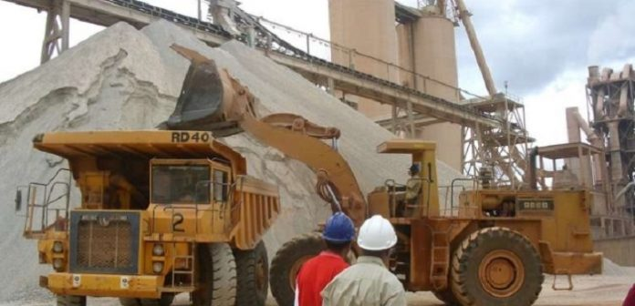 Cement consumption in Kenya