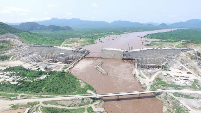 Didesa hydroelectric power project