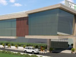 construction of a new medical facility
