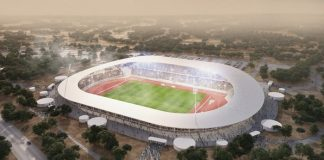 Ivory Coast to construct a 20000-seater football stadium