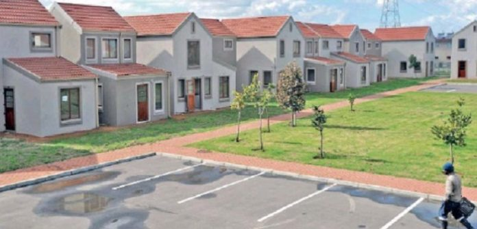 South Africa to spend US $160m on new housing projects