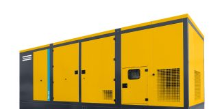 Atlas Copco QES generators - fast reliable predictable power at the touch of a button