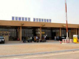 Ghana commissions construction of phase2 of Kumasi International Airport