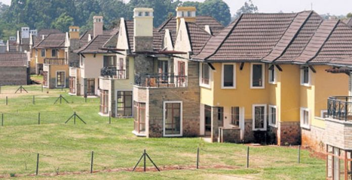Kenya signs US $39.7m deal to construct 1,200 affordable homes in Kiambu