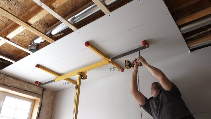 4 Simple Ways To Install A Ceiling Drywall In Your House
