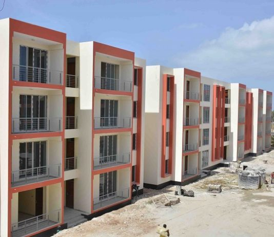 US $37m Tsholofelo Housing Development project in Botswana complete