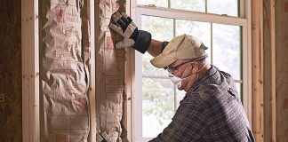 7 steps on how to insulate walls for cold seasons