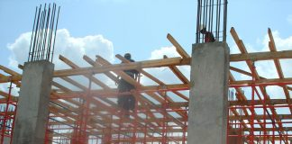 Adapting to Scaffolding and formwork technology in Africa