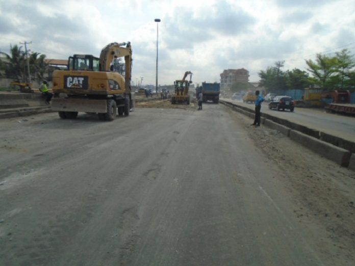 Reconstruction deadline for Apapa road project, Nigeria set to July 2018