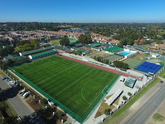 Turftech (Pty) Ltd installs revolutionary multipurpose pitch at Ashton International College, South Africa
