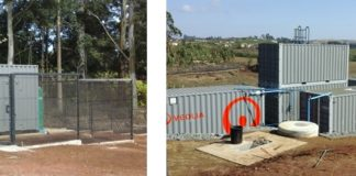 Veolia supplies two packaged water treatment plants to Bambisana Hospital, South Africa