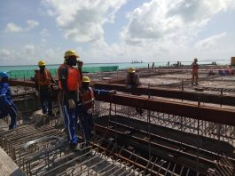 First Lamu Port Berth to be complete by December