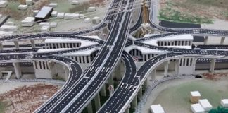 Ghana commissions the US $84 m Pokuase Interchange project