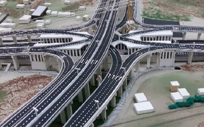 Image result for Interchange construction
