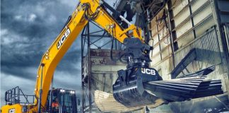 "JCB unveils the 220X, says new X-Series takes excavators to ""totally new level"""