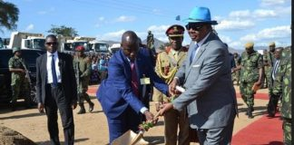 Malawi launches construction of Rumphi-Nyika-Chitipa road