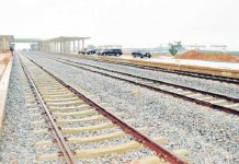 Phase 1 construction of Dar Es Salaam SGR nears completion
