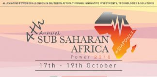 Sub Saharan Africa Power Summit 18 | 17th – 19thOctober 2018, Cape Town