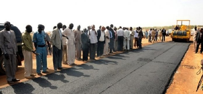 Sudan to sign in a new contract for the construction of Darfur highway