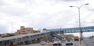 Thika Road footbridges project to complete by December 2018