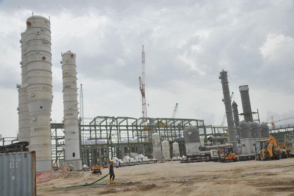 Nigeria to construct world's largest single oil refinery