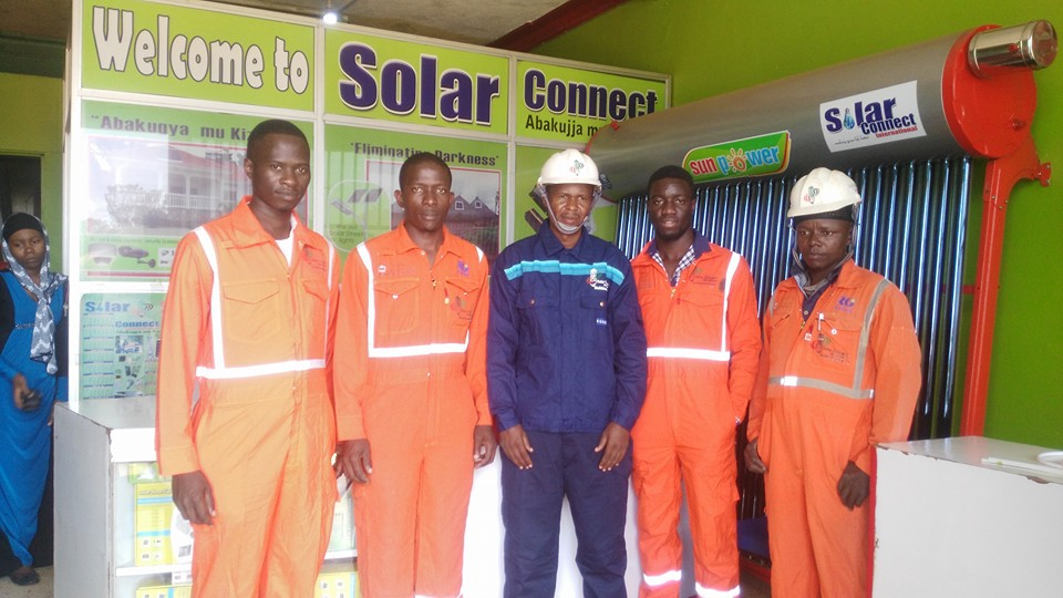 Solar Connect international