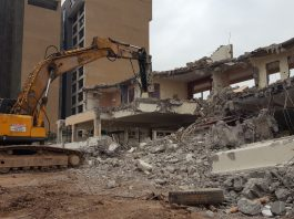 AAK push for demolitions in line with law
