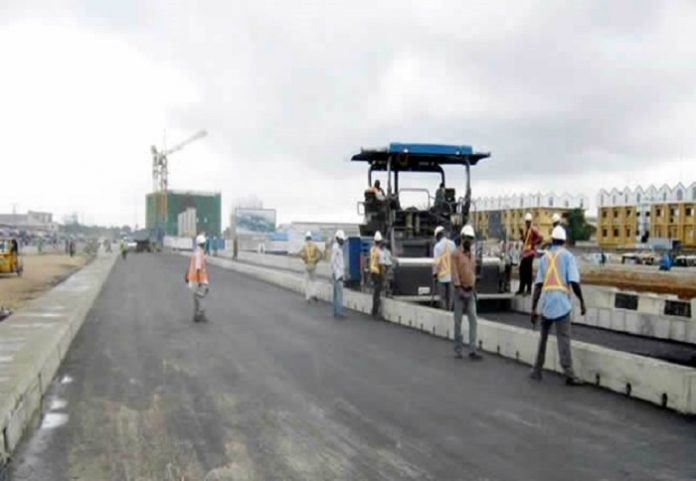 Apapa-Wharf road in Nigeria to be ready in September this year