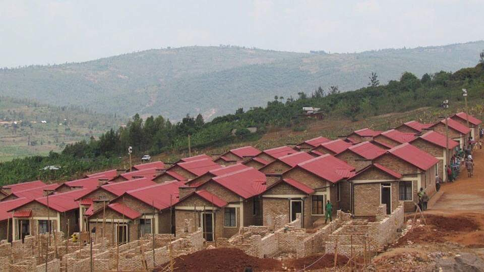 Construction Of Modern Housing Units For Slum Dwellers In