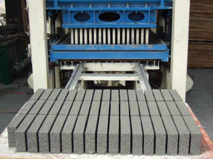 Top brick and block making machine manufacturers