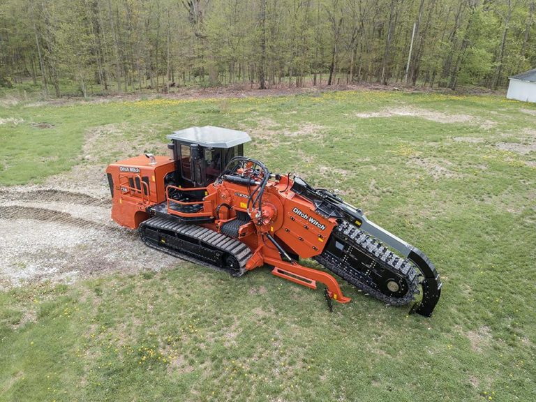 Ditch Witch introduces its largest trencher, the HT275