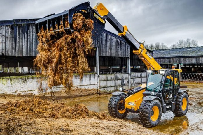JCB introduces improved Multi Shovel in expanded lineup