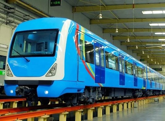 Phase I of Lagos Light Rail in Nigeria to go operational in 2022