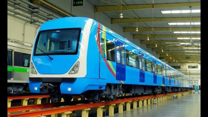 Fase I di Lagos Light Rail in Nigeria per essere operativa in 2022
