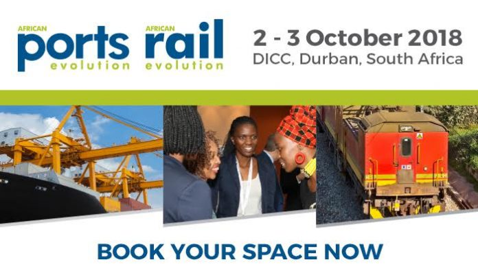 Ports and Rail Evolution: Africa's premier transport event