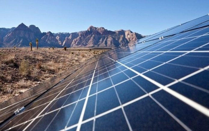 JA Solar Supplies Half-Cell Modules for solar plant in Namibia