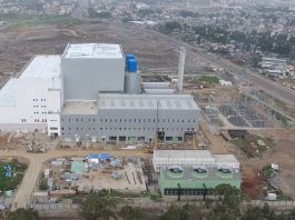 Africa's first waste-to-energy facility project inaugurated