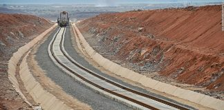 East Africa's longest railway tunnel