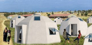 Globe Housing: Innovative low cost-housing