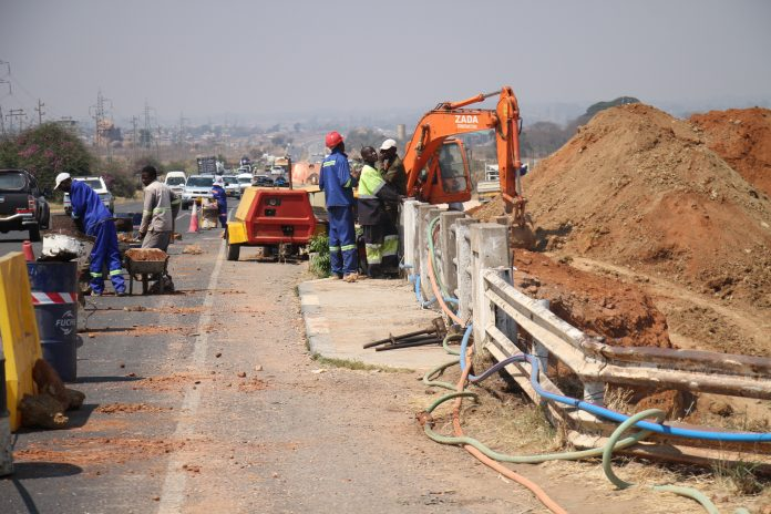 Governments' focus on infrastructure development in Africa