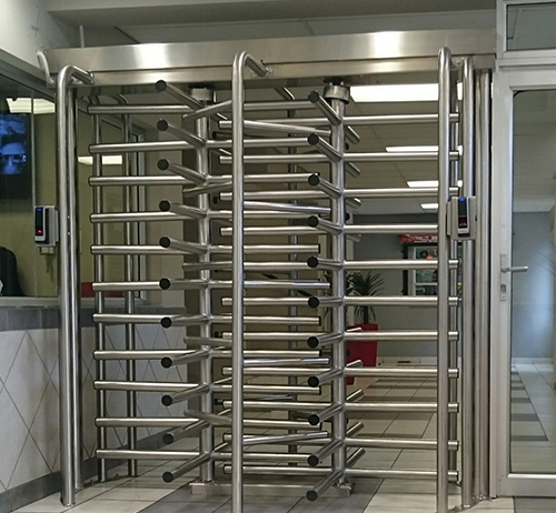 Benefits of turnstile secured entry points and barrier systems