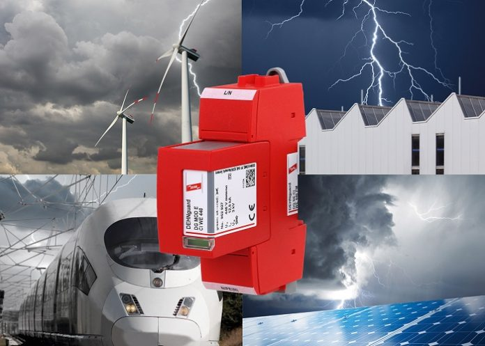 DEHN AFRICA offers lightning and surge protection for renewable energy sources